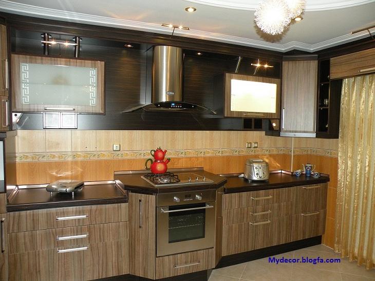 معماری داخلی آشپزخانه های ایرانی